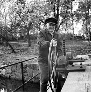 Sluss-David, David Karlsson, 1965