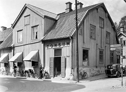 Konsum på Storgatan 17