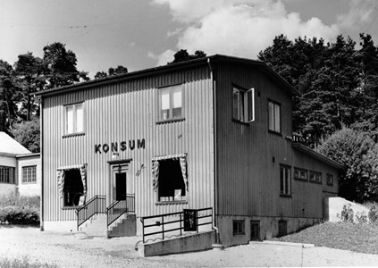 Konsumbutiken i Nyby Bruk