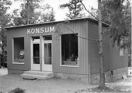 Sommarbutiken i Ängsholmen