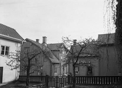 Mjölk och brödbutiken i Brogatsbacken