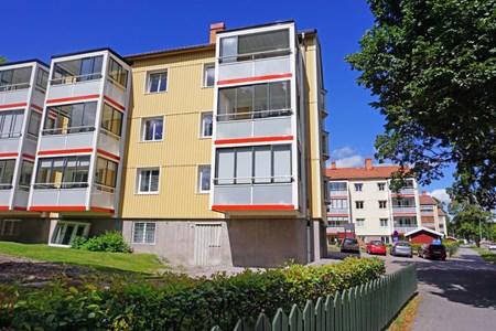 Bostadsrättsföreningen Nyby 2016
