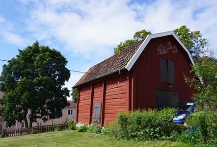 Magasin till Gård 54, 2016