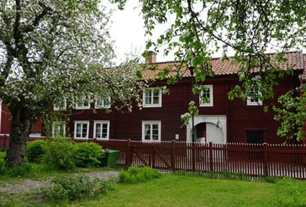 Bergströmska gården från Mormorstäppan, 2016