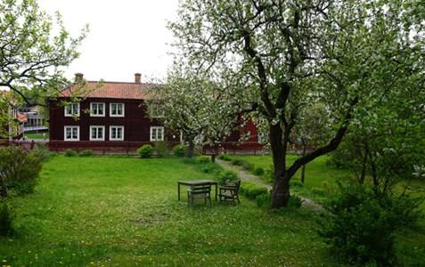 Mormorstäppan och Bergströmska gården, 2016