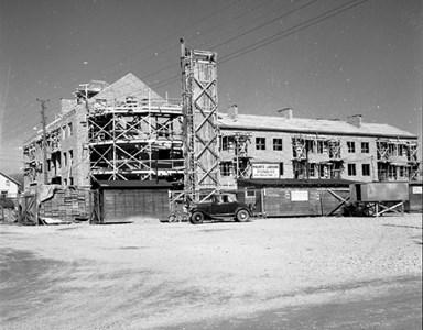 Östra torget, 1951