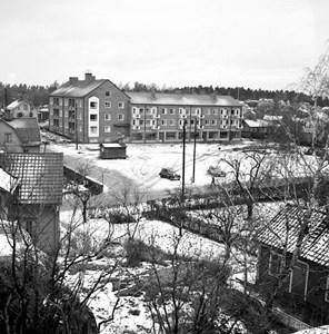 Östra torget, 1952
