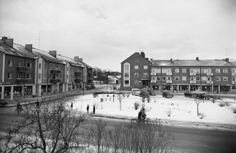 Östra torget, 1960