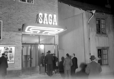 Sagabiografen, 1943