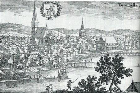 Torshällas första rådhus
