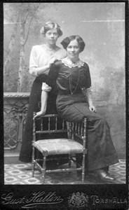 Märta och Anna Rapp