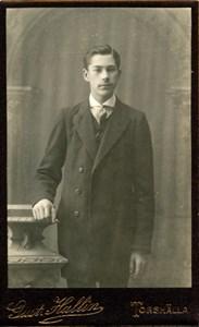Martin Rapp, porträtt