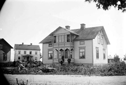 Tomt/Gård nr 116A, sent 1800-tal