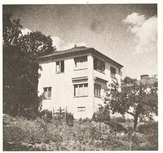 Bergsgatan 4, 1942
