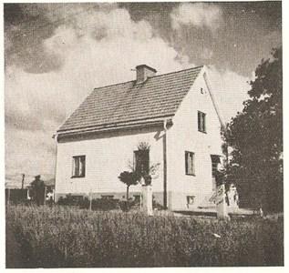 Eklundavägen 6, 1942