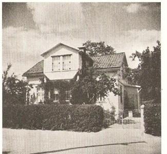 Gård 117, Brogatan 8, 1942