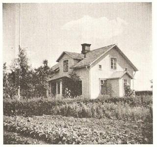 Johanneslund 2 d, Thornells hus