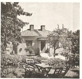 Klostergatan 7, 1942