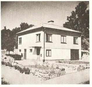 Klostergatan 9, 1942