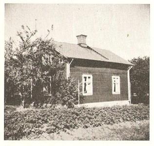 Johannislund 2 b, Nyzells hus