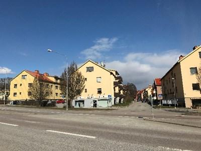 Riktargatan - Eskilstunavägen