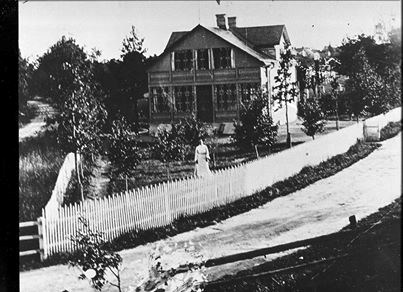 Slussgatan 1, 1904
