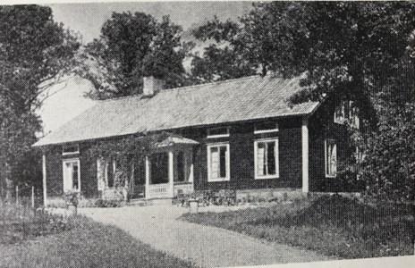 Ängsholmens gård, 1949