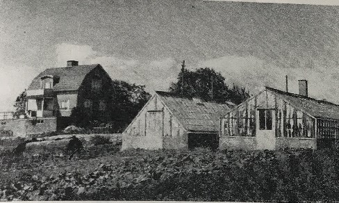 Alnö, 1949