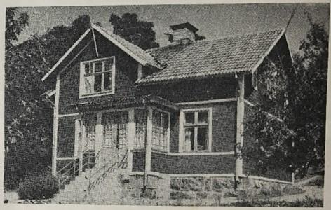 Byggmästare AG Pettersson, 1949