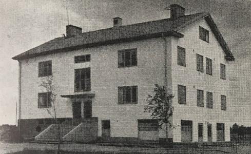 Byggnadsfirma Johan Pettersson, 1949