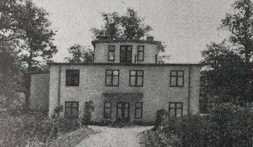 Ekbackens Handelsträdgård, 1949