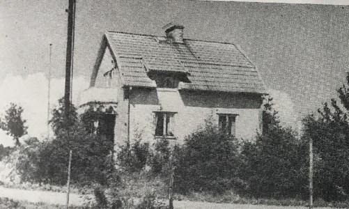 Fälts Kaninfarm, 1949