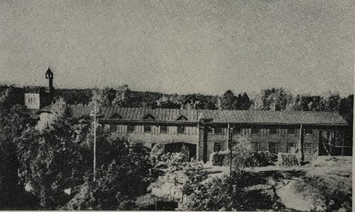 FO Nyströms Bleckkärlsfabrik, 1949