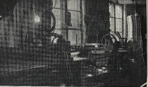 Ivar Linds Eftr. Sågbladsfabrik, 1949