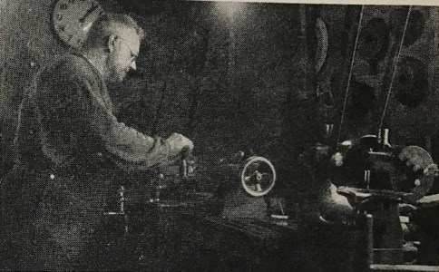 Karl Petterssons Metallfabrik, 1949