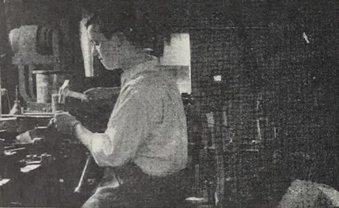 Lindberg o Co Låsfabrik, 1949