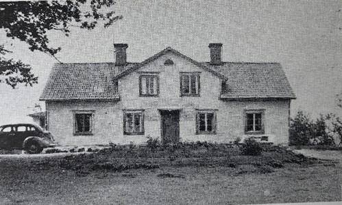 Mälby gård, 1949