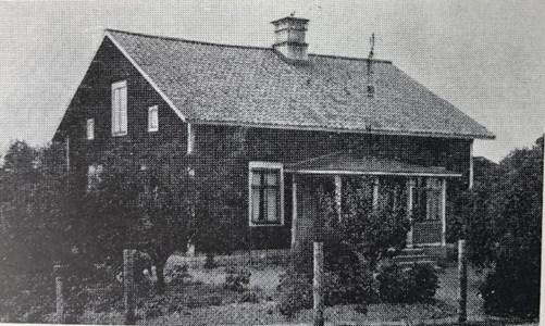 Roxnäs gård, 1949