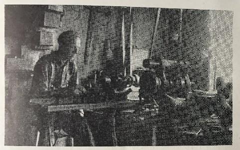 Torshälla Galoschmärkesfabrik Eftr, 1949
