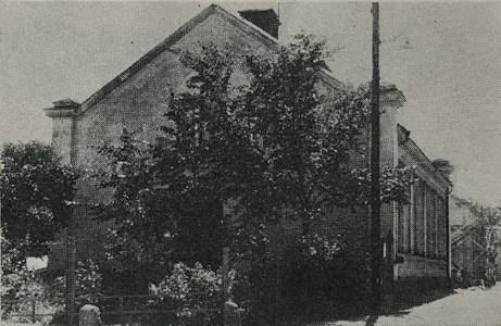 Torshälla Missionsförsamling, 1949