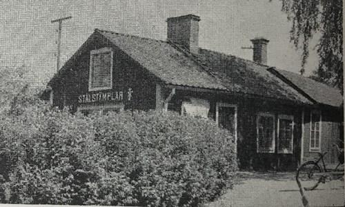 Torshälla Stålstämpelfabrik, 1949
