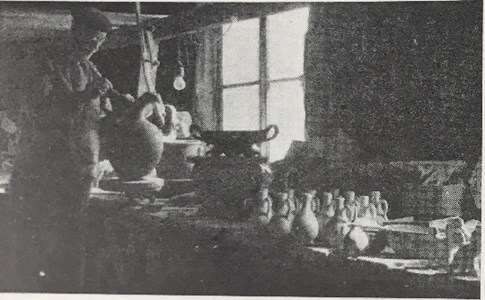 Torshälla Stenkärlsfabrik, 1949