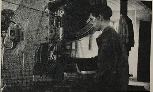 Torshälla Smides- och Verktygsfabrik, 1949