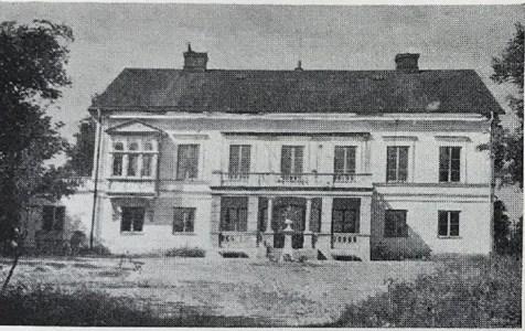 Väsbyholms gård, 1949
