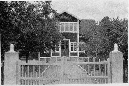 Edvardslund, 1938