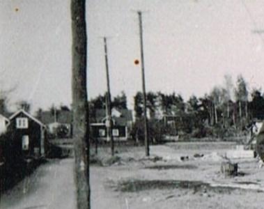 Gökstens gamla villabebyggelse, 1930-tal