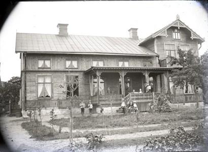 Gård nr 1, ca 1900