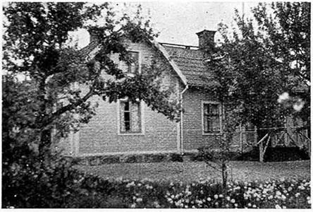 Lindö gård, 1938