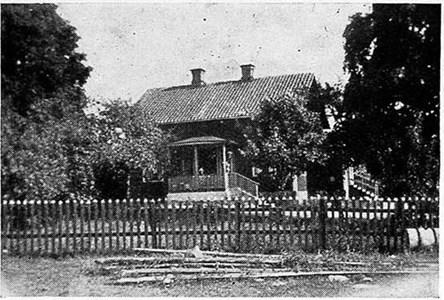 Skäcklinge 1938