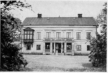 Wäsbyholm, 1938
